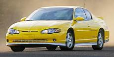 how cars work for dummies 2005 chevrolet monte carlo instrument cluster 2005 chevrolet monte carlo values nadaguides