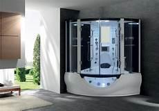 cabine sur baignoire baignoire venus dual angle hydromassage hammam 160