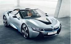 Bmw I8 Spyder Concept Car Wallpapers Hd Wallpapers Id