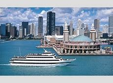 """Dinner Cruise   """"Mystic Blue"""" and """"Spirit of Chicago"""