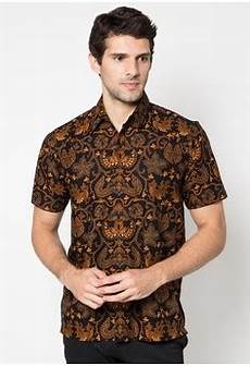 27 baju batik muslim untuk pria dan paling lengkap harian fashion