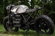 bmw k75 by industrial moto bikebrewers