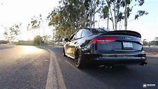 audi s4 3 0 v6t b8 5 armytrix f1 exhaust launch by boden autohause youtube