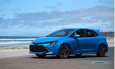 2019 toyota corolla hatchback 2019 toyota corolla hatchback drive doubling