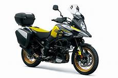 Suzuki Reveals Updated V Strom 1000 Visordown