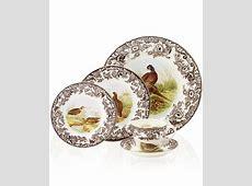 Spode Dinnerware, Woodland Bird Collection   Dinnerware