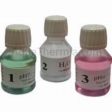 etalonnage sonde ph solutions ton pour l 233 talonnage d 233 lectrodes ph