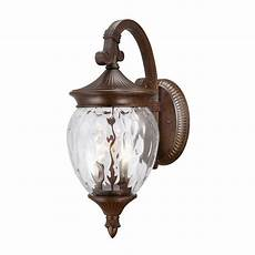 home decorators collection 1 light prairie bronze outdoor wall large lantern 23109 the