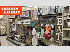 HOBBY LOBBY KITCHEN COOKING WALL DECOR HOME DECOR SHOP