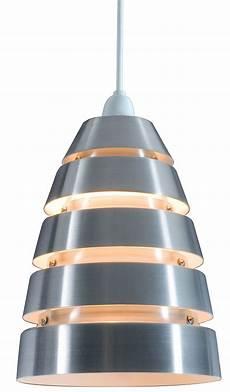 colours jet aluminium cutaway pendant light shade d 180mm departments diy at b q