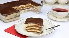 kuche ohne schokoladen bananen torte ohne backen no bake cake