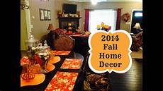 For Decorations by 2014 Fall Decorations Home Tour And Mini Diy S