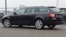 Skoda Octavia 2018 Kombi - skoda new octavia combi 2018 style business black magic
