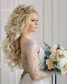 beautiful wedding hairstyles down for brides and bridesmaids hair down
