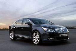 Buicks LaCrosse Gets A Daewoo Badge Heads To Korea