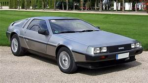 DeLorean DMC 12 – Wikipedia