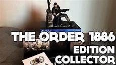 The Order 1886 Fr Unboxing Edition Collector Ps4