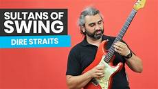 sultans of swing rhythm guitar sultans of swing guitar lesson