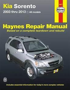 car repair manuals download 2008 kia sorento on board diagnostic system kia sorento repair manual by chilton 2003 2013 themotorbookstore com