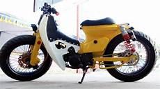 Modifikasi Legenda 2 by Modifikasi Motor Legenda Simple Otomotif Keren