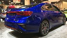 kia forte hatchback 2020 2020 kia forte gt with 201 horsepower debuts at sema