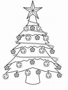 Malvorlage Weihnachtsbaum Kostenlose Malvorlage Weihnachtsb 228 Ume Geschm 252 Ckter