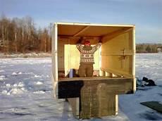permanent ice fishing house plans ice fishing house plans modern shelters inspiration shack