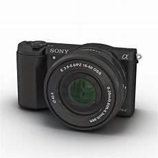 Sony Alpha 5100 Sony Alpha 5100 Black 3d Max