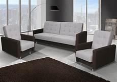sessel für zwei sofa set sofagarnitur und zwei sessel couchgarnitur