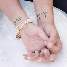 57 Coole Tattoos F 252 R Paare Die Ewige Liebe Symbolisieren