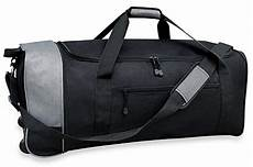 traveler s club 32 inch compactable rolling duffle travel