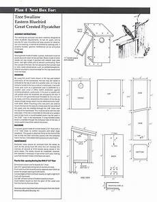how to build a bluebird house plans free printable bluebird house plans in 2020 bluebird