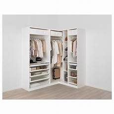 Pax Corner Wardrobe White Reinsvoll Gray Green In 2019