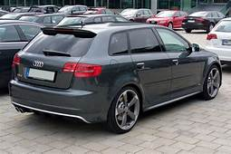 2015 Audi A3 Sportback 8p – Pictures Information And