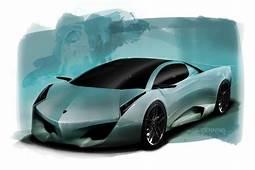 Lamborghini Navarra Concept Study Design  Autobloggr