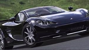 2012 Ascari KZ1R Review July Car Pack DLC Forza 4  YouTube