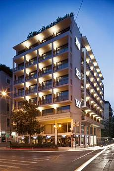 the new hotel by the cana brothers in athens greece