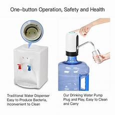 Bakeey Switch Bottled Water Suitable by Rechargable Water Bottle Home Shopping Philippines