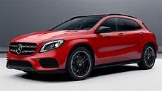 2020 Gla 250 4matic Compact Suv Mercedes Usa