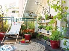 jardiner en ville que faire pousser sur un balcon