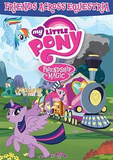 my pony friendship is magic friends across