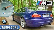 Bmw M3 0 100 - bmw m3 e46 competition 0 100km h 100 200km h dragy gps