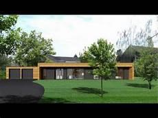 maison design bois montage en une journ 233 e d une maison ossature bois booa