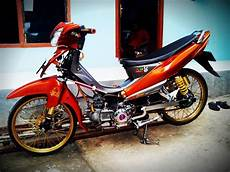 Modif Jupiter Z 2005 by Modifikasi Motor Jupiter Z Tahun 2005 Modifikasi Motor