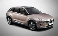 Ces 2018 Hyundai Mise Sur L Hydrog 232 Ne Pour La Voiture Du