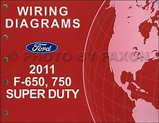 Ford Duty Truck Wiring Diagram by 2011 Ford F 650 And F 750 Duty Truck Wiring Diagram