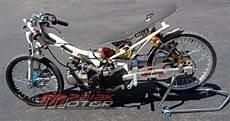 Modifikasi Honda Supra 2002 by Modifikasi Honda Supra X 125 Dragbike Nganjuk Dapat