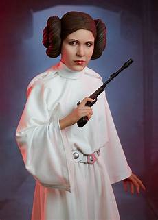 prinzessin leia wars toyhaven sideshow collectibles wars episode iv a