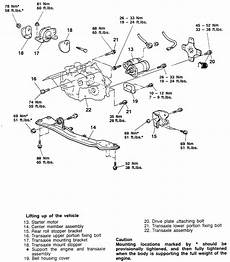 service manual 1985 mitsubishi mirage torque converter removal repair guides front repair guides automatic transaxle transaxle removal installation autozone com