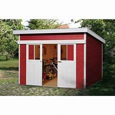 Weka Holz Gartenhaus Turin B Schwedenrot Bxt 295 Cm X 299